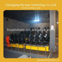 3D,4D,5D,6D,7D Motion Cinema Theater Seats