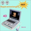 ( mslcu18) meilleur 4d doppler couleur échographie scan machine médicale