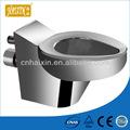 2014 yeni satış paslanmaz çelik tuvalet satılık
