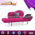 2014 novo design de moda sofa cama dia