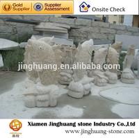 Granite stone fish sculpture & fish statue