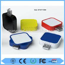 Custom design big discount usb flash memory with low price