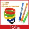 Popular Wristband USB Flash Memory 8GB