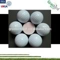 jogar dinheiro para imprimir a formação de bolas de golfe para a prática do clube de golfe
