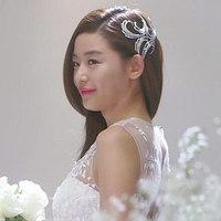 wedding bridal hair acessorios para cabelo Wedding tiara noiva hair jewelry vestido de noiva hair comb tiaras and crowns XT-3093