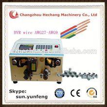 2014 four-wheel drive HC-515C Digital Torsion Wire Cutting and Stripping Machine