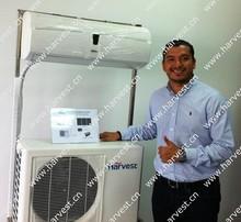 12,000 btu Solar Air Conditioner with Energy Consumption 570W/Hr.