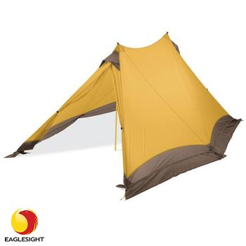 Single skin 2 person ultra light tents