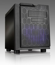 2015 new design cube case with size L352*W265*H295mm,hot selling computer case,special pc case