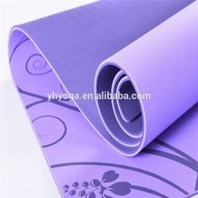4mm eco friendly tpe yoga mat custom label