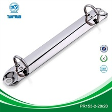 Stationery wholesale from china.6 inches 2 hole metal ring mechanism