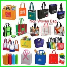 Customized Logo Promotional PP Woven Bag/Non Woven Bag/Woven Bag