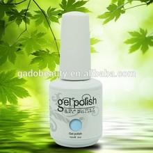 Wholesale Hot 238 Colors GELILY Soak Off Perfume UV&LED Nail Polish 15ml OEM