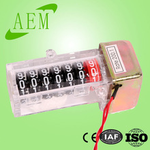 JSQ200 Meter counter,Hot sale stepper motor counter,Single phase stepper motor counter for energy meter