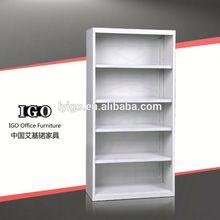 ISO Certified IGO-006 Modern Office and Home Necessary Doorless 3 drawer steel office cabinet