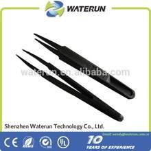 esd plastic eyebrow tweezers manufacturer