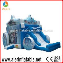 Hot sale Frozen inflatable castle,bouncy castle,frozen bouncy castle for children