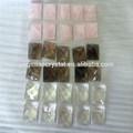 venta al por mayor 2014 personalizado de cristal de cuarzo de curación de las pirámides