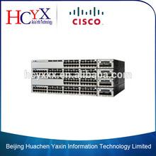 Original Cisco switch hubs network equipments WS-C2960XR-48FPS-I 1 year warranty, good price