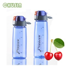 wholesale hot sale promotional 2015 new product plastic water bottle