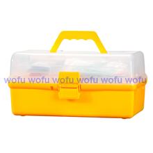 Home Useful Medicine Plastic First Aid Kit