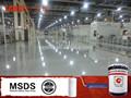 고- 성능 먼지 방지 에폭시 바닥 색상 페인트 에폭시 층 코팅
