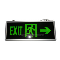 Exit Sign/Exit Sign For Fire Fighting/Portable LED Exit Sign Lamp