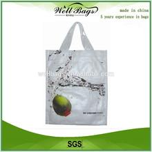 2015 RPET shopping bags custom, tote bags custom, shopping tote bag