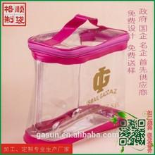 2015 top quality pvc cosmetic bag / cosmetic bag pvc made by Gasun