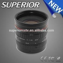 optics lens wholesale cheap camera lens manual focus 30 degree 35mm cctv glass lens