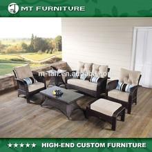 classic rattan sofa set outdoor furniture