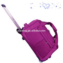 2015 24 ' trolley bag , Zip bag