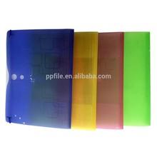 New design office folder office file elastic string file