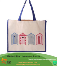 Custom printed canvas tote bags cotton tote