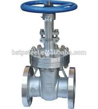 flange hard seal duplex steel stem Gate valve S31803(SAF2205 F51) S32750(SAF2507 F53)