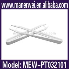 Professional Manufacturing Shenzhen Super Slim 2MM Tip Disposable Medical Plastic ESD tweezer