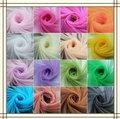 urdimbre de punto de red normal de malla de tela para la decoración textil de la tela para drf