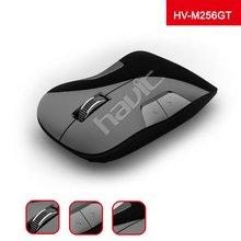 HV-M256GT unique novel 2.4ghz wireless mouse