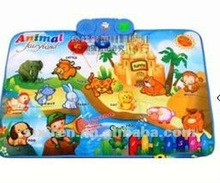 2012 cheap educational baby play toy/ ppasture laying mat