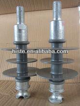 organic composite power line insulators,Polymer Line Post Insulator