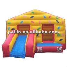 2012 fabulous mini inflatable bouncy and slide combo