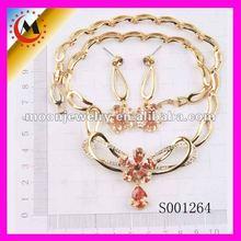 2012 Diamond jewelry set, ebay Usa fashion, jewelery sets (S001264)