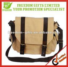 Organic Eco-Friendly Promtional Canvas Shoulder Bag