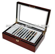 Display fountain pen gift box