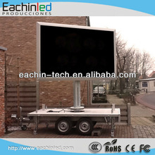 high definition electronic led display truck