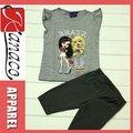 Mejor- el vendedor toda marca de ropa para niños( kn- cs- 23)