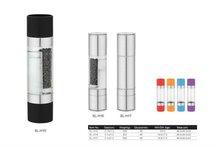 stainless steel manual pepper grinder /Salt & Pepper shaker