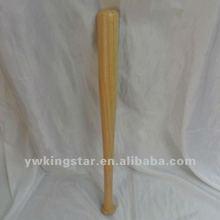 Professional Red Oak Wood Baseball Bat