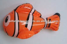 PVC small inflatable fish animal