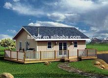 80m2 beautiful and comfortable prefabricated house villa